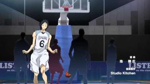 Kuroko no Basket Season 3 Opening 3 - Memories - Granrodeo HD