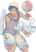 Cool Aomine