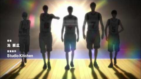 Kuroko no Basket 2 Opening 1 HD