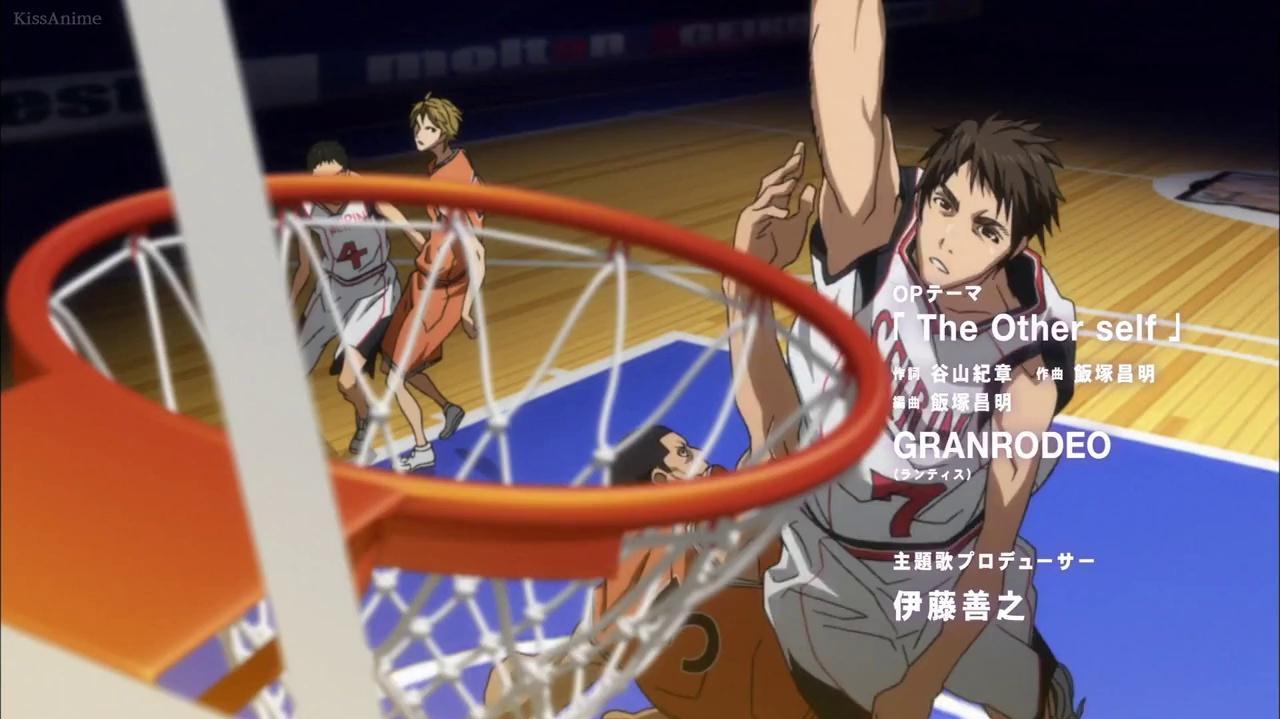 Kuroko's Basketball Season 2 Opening 1