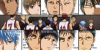 Seirin High vs Tōō Academy