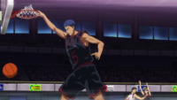 Aomine scores first point.png