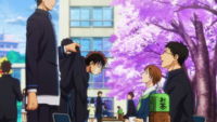 Koganei brought back by Kagami
