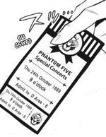 Ch122 Phantom Five Ticket
