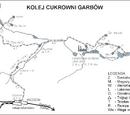 Linia kolejowa Cukrowni Garbów