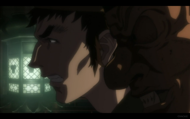 File:Gold Mask Appears Next to Benkei.png