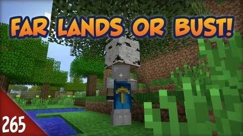 Minecraft Far Lands or Bust - 265 - Tree Hat