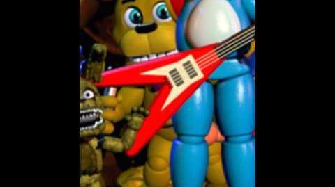 Fnaf Voice Toy Fredbear