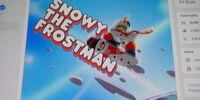 Snowy the Frostman