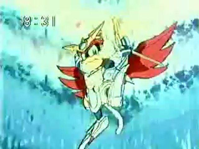Hissatsu - Neko Me Slash (Yattaro in Toritsukkun Armor)