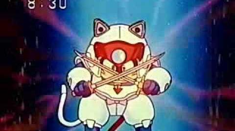 Yattaro vs Karamaru - Neko Me Slash vs Hi no Tori