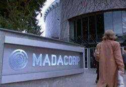 MadaCorp bldg front