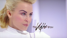 The Kylie Show title card