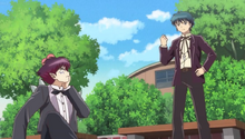 Ep 17 Tsubasa and Masato