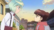 Shoma meets Ichigo