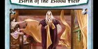 Birth of the Blood Heir/card