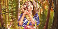 Lady of the Kitsune