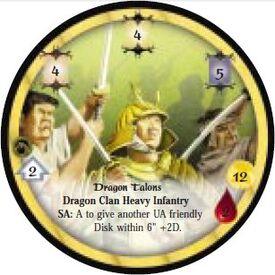 Dragon Talons-Diskwars