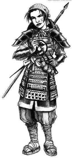 Ichiro Bushi 3