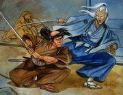 Kaiten duels Kaneka