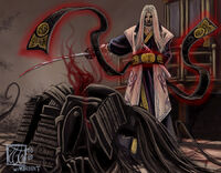Talisman of Gaki-do