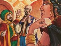 Caliph's advisors