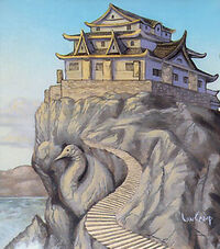 Iron Fortress of the Daidoji