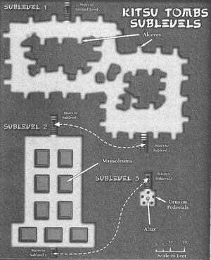 Kitsu Tombs Sublevels