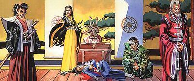 Usagi Fuyuko's Death