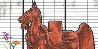 Clay Horse