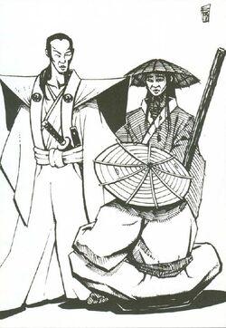Shiba meets Shinsei