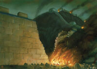Battle of the Burning Wall