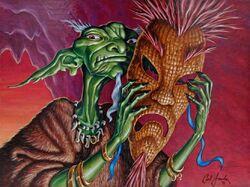 Goblin Shaman 2
