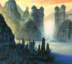 Thunder Dragon Bay