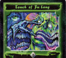 Touch of Fu Leng/card