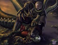 Obsidian Claw Duelist