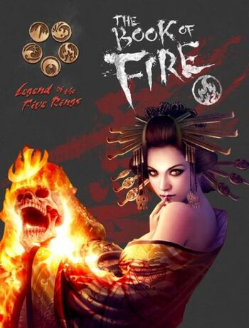 Book of Fire Cover