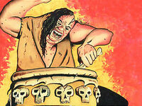 Deafening War Drums of Fu Leng