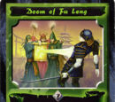 Doom of Fu Leng/card
