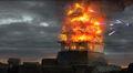 Burning of Isawa Palace.jpg