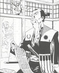Matsu Hiroru hides from Kitsuki Kaagi