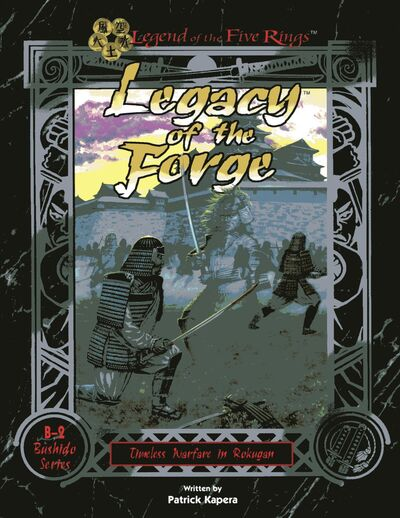 Legacy of the Forge (RPG)