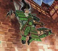 Mantis House Guard