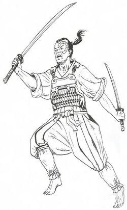 Bayushi Tangen (I) 5