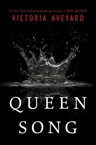 Archivo:Portada Oficial de Queen Song.jpg