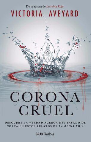Archivo:Portada Oficial de Corona Cruel.jpg