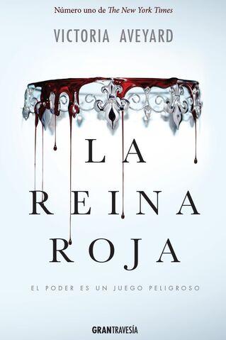 Archivo:Portada Oficial de La Reina Roja.jpg