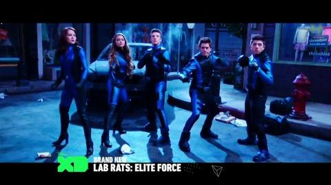 The Ultimate Mission Lab Rats Elite Force Disney XD