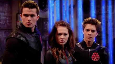 Lab Rats Takeover Lab Rats Elite Force Disney XD-0