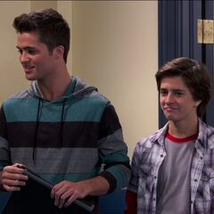 Adam and Chase
